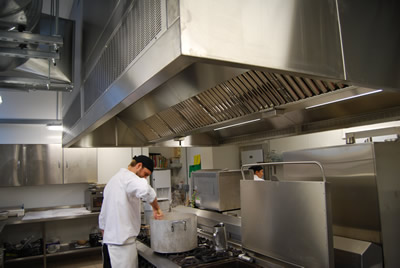 Midtherm Engineering - Commercial Kitchen Canopies